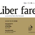 Liber fare. Libri d'Artista dalla Collezione dell'Accademia di Belle Arti di Palermo