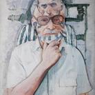 Larry Rivers. Tre ritratti di Primo Levi