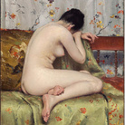 William Merritt Chase, A Modern Magdalen, 1888, Museum of Fine Arts, Boston