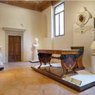 Leopoldo Cicognara custodisce le reliquie di Canova