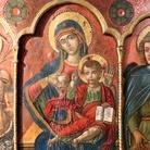 ARTE DEL MOLISE DA SCOPRIRE: IL TRITTICO DI SANT'ADAMO DEL MISTERIOSO MICHELE GRECO DA VALONA
