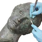 Percorsi di conservazione e ricerca - Il restauro della Vittoria Alata di Brescia