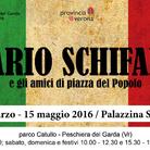 Mario Schifano e gli amici di piazza del Popolo
