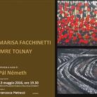 Imre Tolnay e Marisa Facchinetti. Exodus - Terra e cielo / In Memoriam Zoltán Bachman