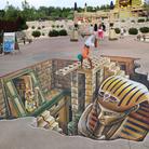 Varchi nel tempo. Street Art 3D e Archeologia a Modena