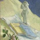 Vincent van Gogh, Natura mosrta con statuetta di gesso, Fine 1887, Otterlo Museum