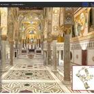 Palermo: i segreti di Palazzo Reale in un rilievo 3D