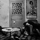 Letizia Battaglia, Triplice omicidio in piazza Sant'Oliva, Palermo 1982   Courtesy of Letizia Battaglia