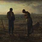 Jean-François Millet, L'Angelus, 1857-1859, olio su tela, cm 55,5 x 66. Parigi, Musée d'Orsay, legato di Alfred Chauchard, 1910, inv. RF 1877. Foto © RMN-Grand Palais (Musée d'Orsay) / Hervé Lewandowski