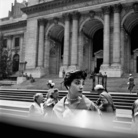 Vivian Maier, New York Public Library, New York, 1952 ca. | © Vivian Maier/Maloof Collection, Courtesy of Howard Greenberg Gallery, New York