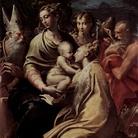 Madonna col Bambino e i Santi Margherita, Girolamo e Petronio