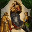 La rivelazione della Madonna Sistina, l'opera più bella di Raffaello