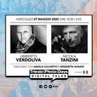 TPD Digital Talks #05 / Umberto Verdoliva & Nicola Tanzini