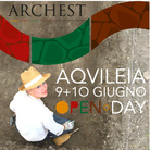 ARCHEST. Open Day Aquielia