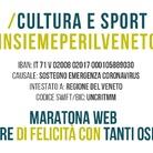 Cultura e Sport - #Insieme per il Veneto