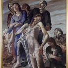 Felice Carena, Deposizione, 1938-1939 olio su tela, cm 197 x 145. Città del Vaticano, Musei Vaticani. Foto © Governatorato dello Stato della Città del Vaticano-Direzione dei Musei