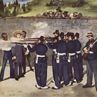 Manet e Massimiliano d'Asburgo al Castello di Miramare