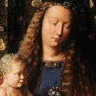 <i>La Madonna con il canonico</i> di van Eyck: visita con due guide d'eccezione - II parte