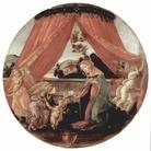 Madonna del padiglione (Madonna con il Bambino e tre angeli)