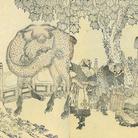 Katsushika Hokusai, Cammello, dagli Sketches by Hokusai, Vol.14 (葛飾北斎『北斎漫画』十四編「駱駝) | Courtesy of The Sumida Hokusai Museum, Tokyo