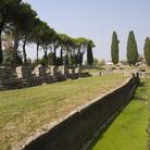 Resti dei Magazzini presso il Porto Fluviale, Area archeologica di Aquileia | Foto: © Gianluca Baronchelli