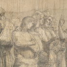 Torna a splendere il Raffaello dell'Ambrosiana: il cartone della Scuola di Atene di nuovo visibile dopo il restauro