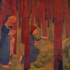Paul Sérusier, L'Incantation, 1892-1892, Quimper Musée des Beaux-Arts