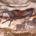 Lascaux 3.0, Vache Tombant | Courtesy MANN - Museo Archeologico Nazionale di Napoli 2020