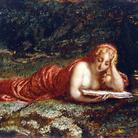 Daniele Ranzoni, La maddalena, 1871 circa. Olio su tela, 45 x 56 cm