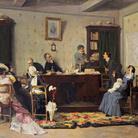 Luigi Busi, Conseguenze di un matrimonio celebrato col solo rito religioso, 1875, Collezione privata