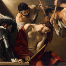 Michelangelo Merisi da Caravaggio, Incoronazione di spine, 1603 circa, Olio su tela, 127 x 165 cm | Courtesy © Kunsthistorisches Museum, Vienna