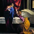 Orazio Gentilischi, Annunciazione,1623, Olio su tela, Torino, Galleria Sabauda | Courtesy © MiBACT, Direzione Regionale per i Beni Culturali e Paesaggistici del Piemonte