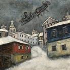 Il sogno d'amore di Chagall per la prima volta a Napoli