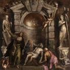 Tiziano Vecellio (1490 - 1576), La Pietà, 1575-1576, Olio su tela, 353 x 347 cm, Venezia, Gallerie dell'Accademia | Courtesy Gallerie dell'Accademia, Venezia