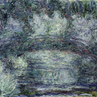 Claude Monet (1840 - 1926), Il ponte giapponese, 1918-1919 circa, Olio su tela, 74 x 92 cm, Parigi, Musée Marmottan Monet, Lascito Michel Monet, 1966, Inv. 5177 | © Musée Marmottan Monet, Académie des Beaux-Arts, Paris