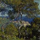 Monet vacanziero, incantato dalla Liguria