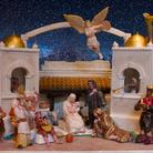 Presepi dal Mondo in Arena - Mario Eremita. La Sacra Natività in Betlemme