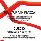 Scultura in piazza - Il Guscio di Eduard Habicher
