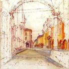 Francesco Arata. I disegni