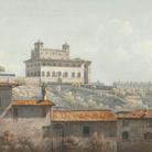 John Warwick Smith, Villa Medici, Roma, 1784 | © Wikimedia Commons