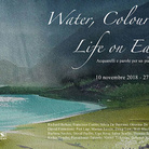Water, Colour and Life on Earth. Acquarelli e parole per un pianeta sotto assedio