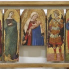 A Siena restauri aperti delle opere di Ambrogio Lorenzetti