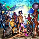 David LaChapelle. Lost + Found
