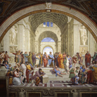 La Scuola di Atene: l'uomo al centro dell'universo alla ricerca del vero