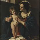 Giovanni Francesco Barbieri, detto il Guercino (Cento, 1591 - Bologna, 1666), Madonna col Bambino benedicente, 1629, Olio su tela, Cento, Pinacoteca Civica