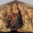 Madonna con il Bambino, Santi e Angeli