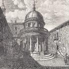 L'omaggio di Raffaello all'amico Bramante: il Tempietto di San Pietro in Montorio nello <i>Sposalizio della Vergine</i>