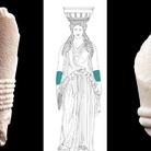 aMICi online - L'iconografia del potere: gli ornamenti delle donne di Carie del Foro di Augusto