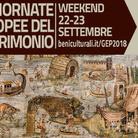 Giornate Europee del Patrimonio (GEP 2018)