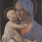 Andrea Mantegna. Madonna col Bambino